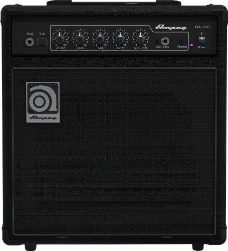 Ampeg BA108V2 20-Watt 8' Bass Combo Amplifier