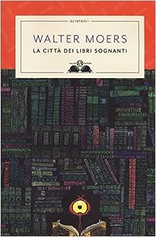 La città dei libri sognanti Book Cover