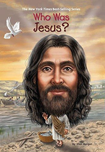 Who Was Jesus? (Who Was?) by [Morgan, Ellen]