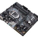 ASUS LGA1151 (300 Series) DDR4 HDMI DVI VGA M.2 mATX Motherboard (PRIME B360M-A)
