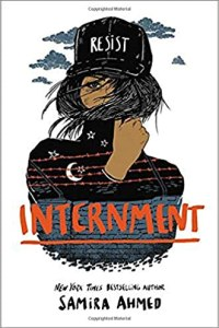 Internment Book Cover