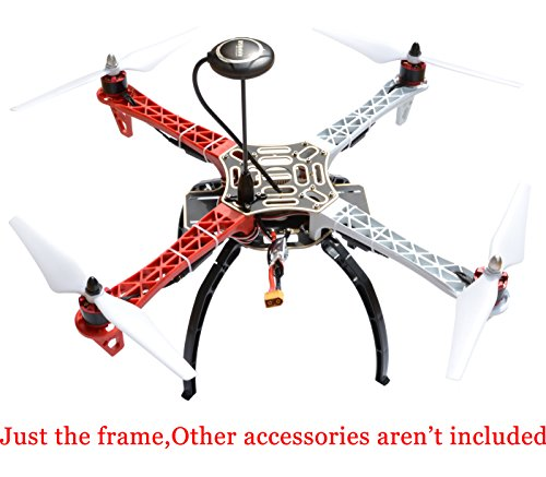 YoungRC F450 Drone Frame Kit 4-Axis Airframe 450mm Quadcopter Frame Kit  with Landing Skid Gear