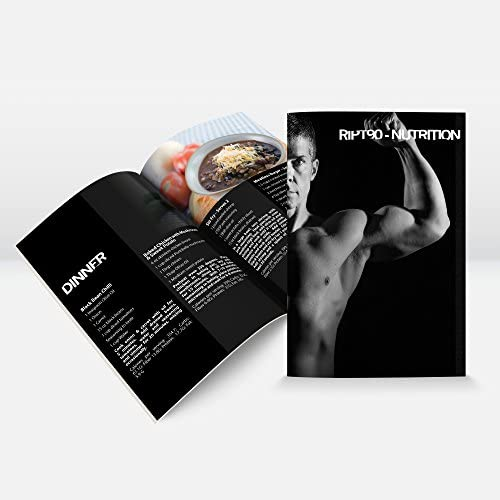 RIPT90: 90 Day 14-DVD Workout Program with 14 Exercise Videos Training Calendar 3