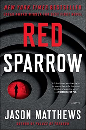 Image result for red sparrow book