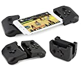 Gamevice Controller - Gamepad Game Controller for iPhone X/XS/XS Max/8/7/6 & Plus [Apple MFi Certified, iOS] - 1000+ Compatible Video Games (GV157A)