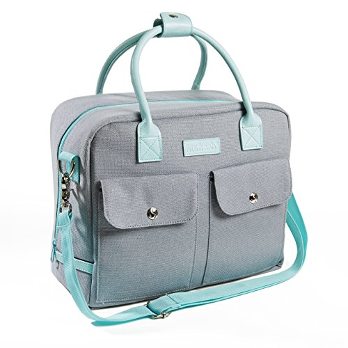 Fit & Fresh Margene Messenger Style Lunch Bag