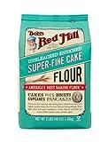 Bob's Red Mill Super Fine Cake Flour, 48 Ounce