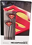 DC Comics Superman S Chest Logo in Ear Boxed Headphones