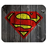LeonardCustom- Personalized Rectangle Non-Slip Rubber Mousepad Gaming Mouse Pad / Mat- Marvel Superhero Superman -LCMPV521