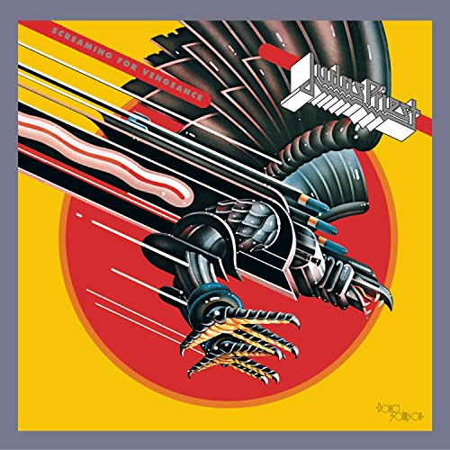 Bilderesultat for judas priest screaming for vengeance