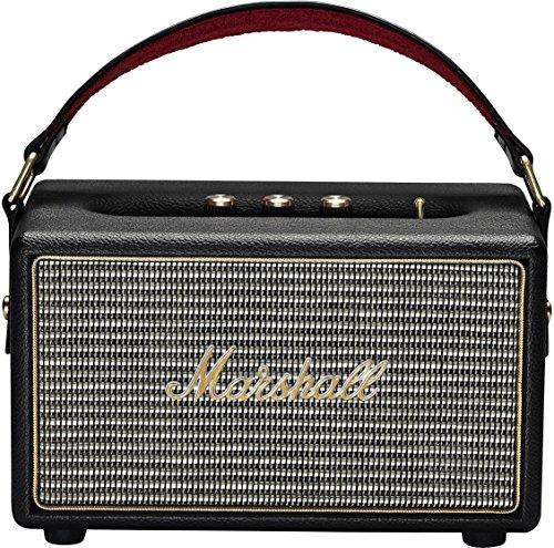 Marshall Kilburn Portable Bluetooth Speaker, Black 1