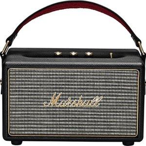 Marshall Kilburn Portable Bluetooth Speaker, Black 6
