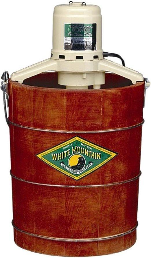 White Mountain F69206 X 6 Quart