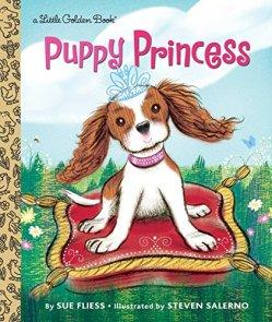 Puppy-Princess-Little-Golden-Book