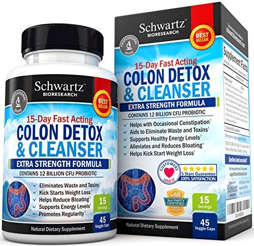 Colon Cleanser & Detox