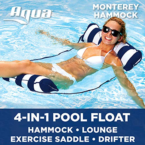 Aqua Monterey 4-in-1 Multi-Purpose pool float