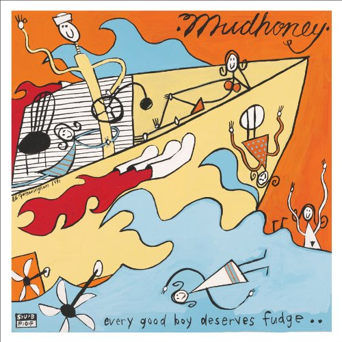 Every Good Boy Deserves Fudge: Mudhoney: Amazon.fr: Musique
