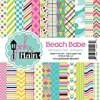 Beach Babe 6 x 6 Paper Pad by Pink and Main