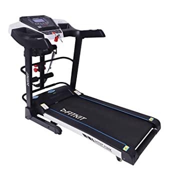 Fitkit FT200 Series Motorized Treadmill