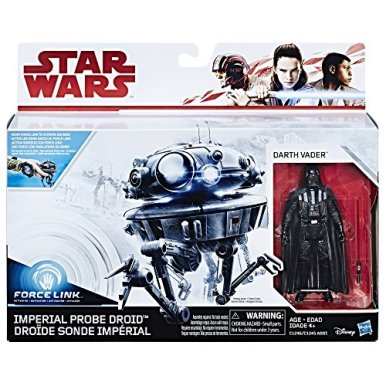 Star-Wars-Force-Link-Imperial-Probe-Droid-Darth-Vader-Figure