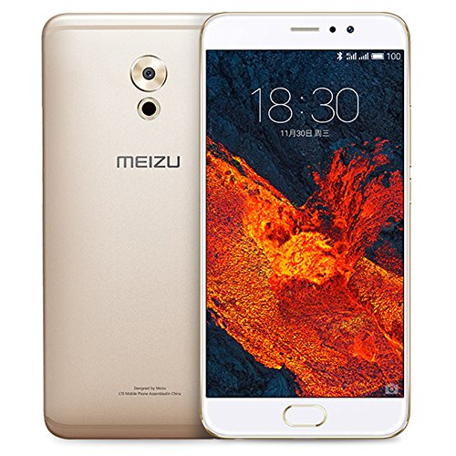 Meizu PRO 6Plus Cell Phones Stronger Than Ever AOD (Always-On Display) Feature Exynos 8 Technology photos 3D Press Innovation Type-C + USB 3.1 Gold
