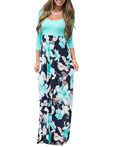 DUNEA Women's Maxi Dress