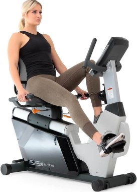 best commercial recumbent bike for small persons - 3G Cardio Elite RB