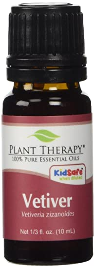 Plant Therapy Vetiver Essential Oil