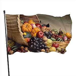 MUSTY Garden Flag Patry Flag Outdoor Flag Garden Flag