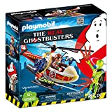 Playmobil Venkman with Helicopter Building Set