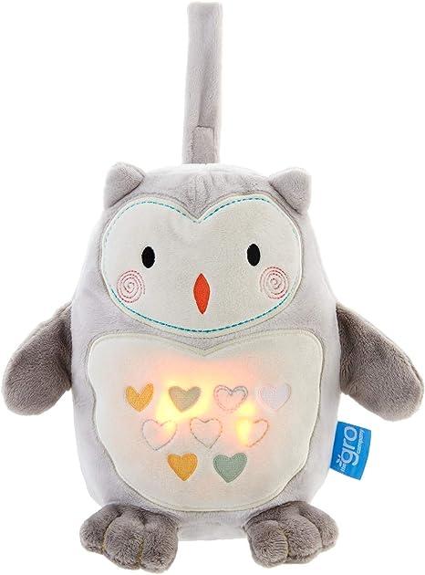 Gro Company Ollie The Owl Sound & Light Sleep Aid