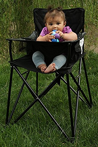 Fine Ciao Baby Portable High Chair Black Gmtry Best Dining Table And Chair Ideas Images Gmtryco
