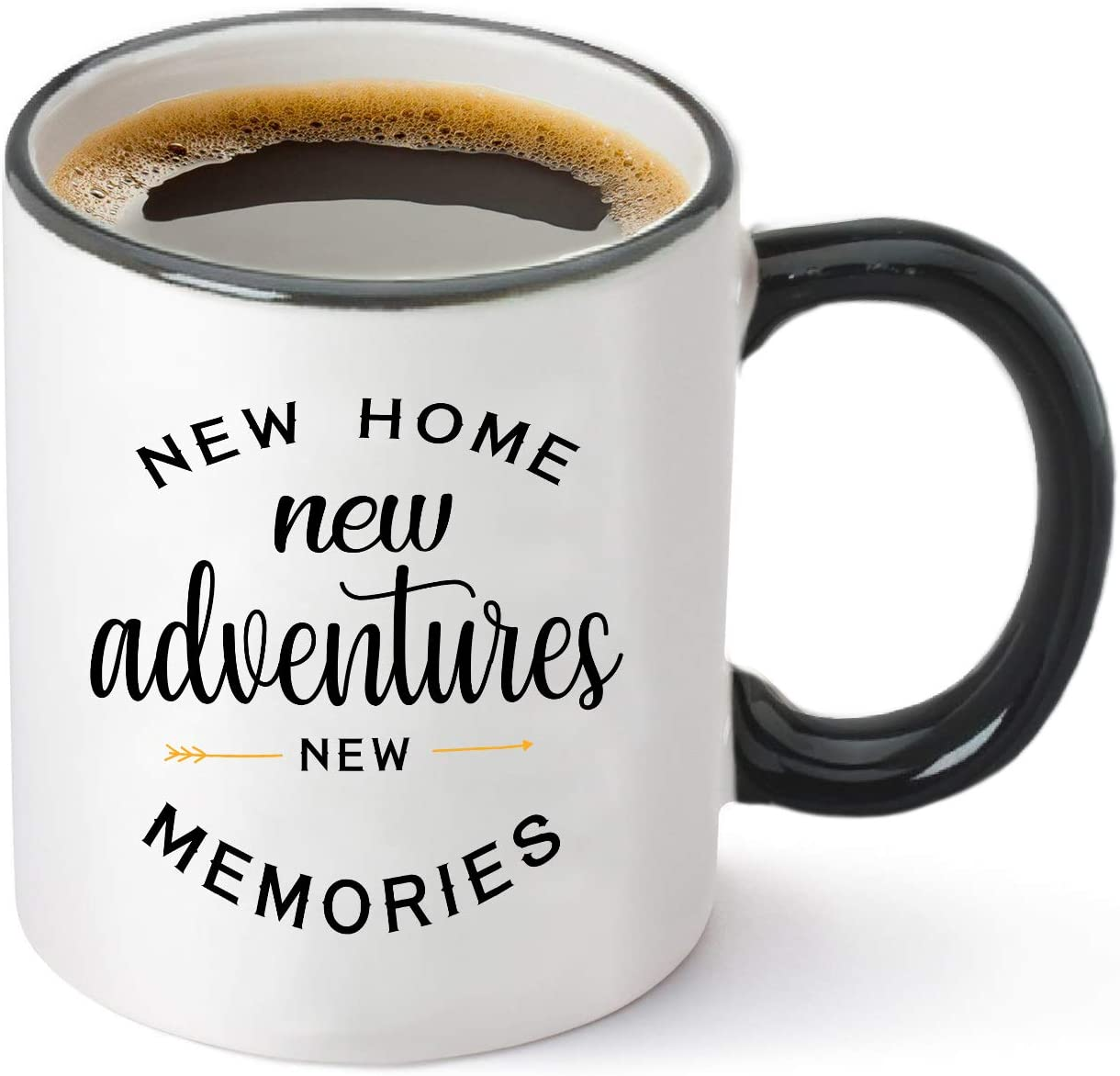 Amazon Com Housewarming Gifts For New Home Unique First Time House Owner Gift Ideas For Men And Women House Warming Decoration Gifts For Him Her Couple 11 Oz Coffee Mug
