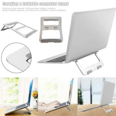 Aluminium Adjustable Lightweight Portable Mini Laptop Stand
