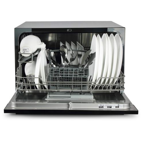 DELLA Countertop Portable Compact DishwasherBlack Friday Deal