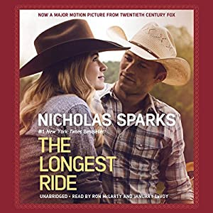 listen to audiobook for free the longest ride by nicholas sparks