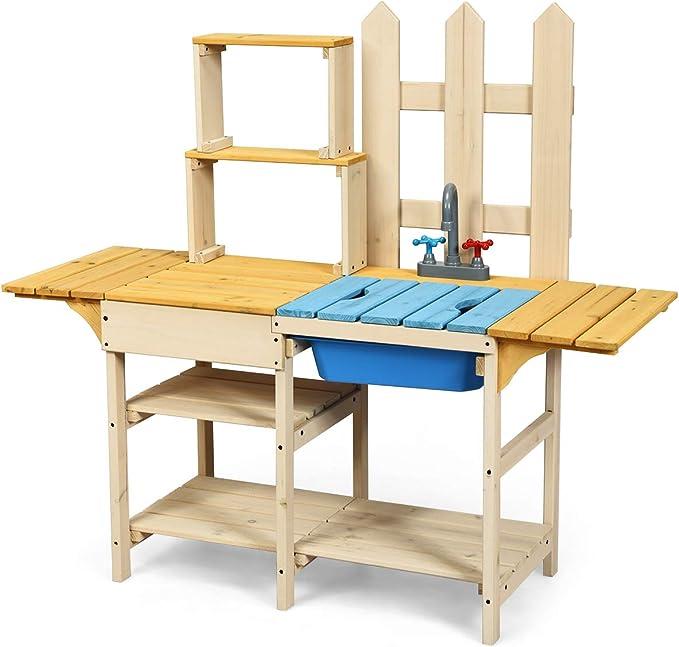Mud kitchens for kids