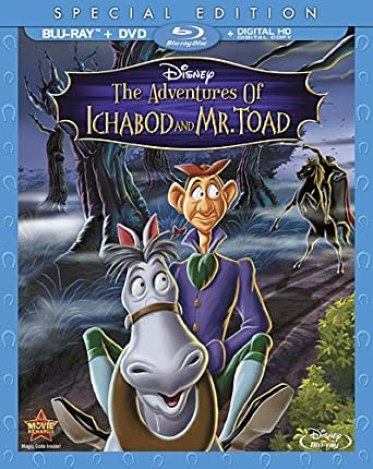 Image result for mr toad and ichabod