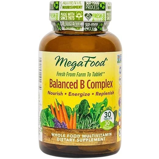 MegaFood Balanced B Comples