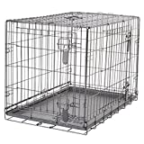Dogit 2-Door Wire Home Dog Crate with Divider, XX-Large