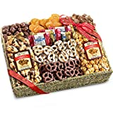 Chocolate, Caramel and Crunch Grand Gift Basket,...