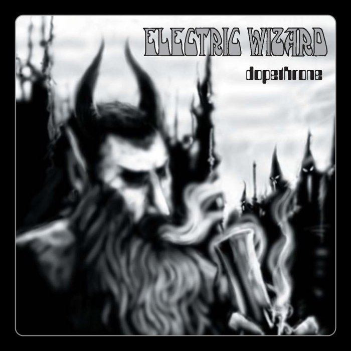 Image result for Electric Wizard – Dopethrone cover
