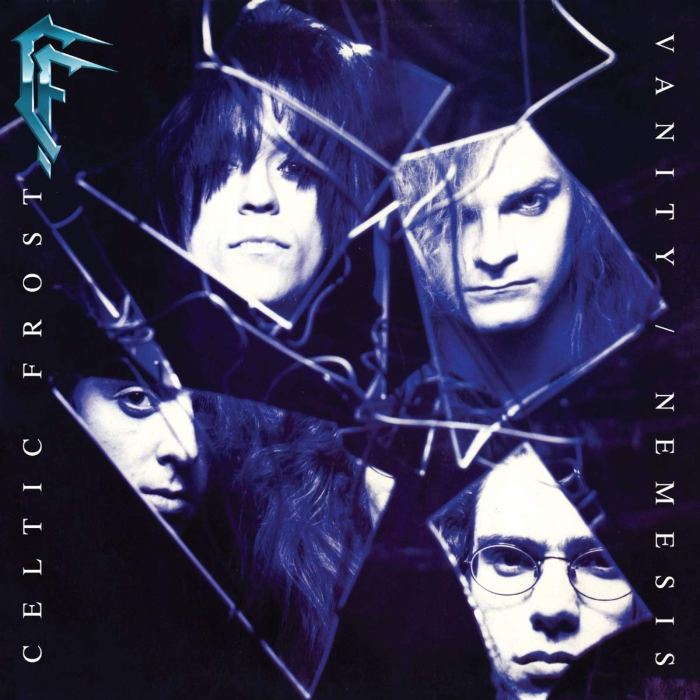 Image result for Celtic Frost – Vanity/Nemesis