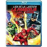 La Liga de la Justicia: La Paradoja del Tiempo [Blu-ray]
