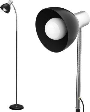 TychoLite Gooseneck LED Floor Lamp