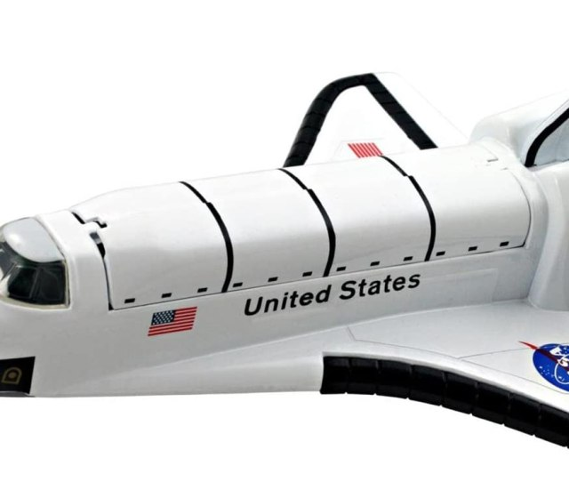 Amazon Com Nasa Space Shuttle Pullback  Inch No Retail