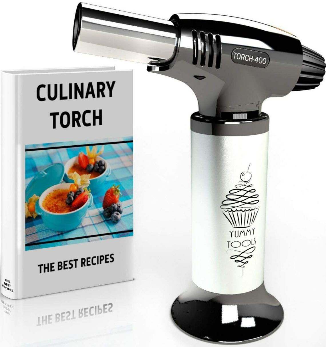 Best Culinary Torch Chef Torch For Cooking Creme Brulee Hand Butane Kitchen Torch Blow Torch With