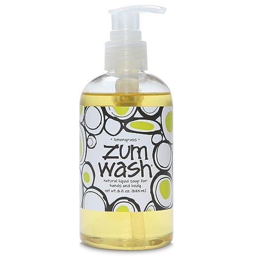 Natural Lemongrass Hand Soap