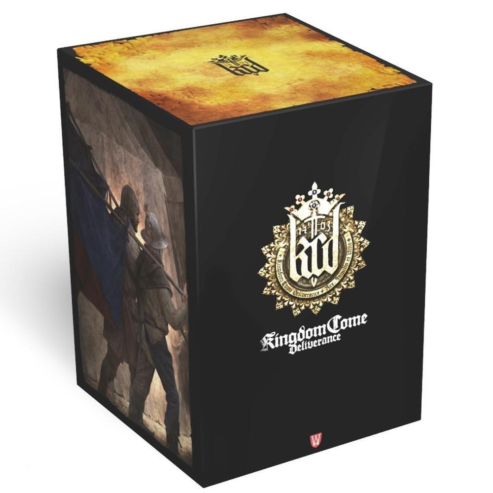 PS4 Kingdom Come: Deliverance - Collector Edition