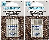 Stretch Machine Needles-Size 75/11 5/Pkg (2 packs)